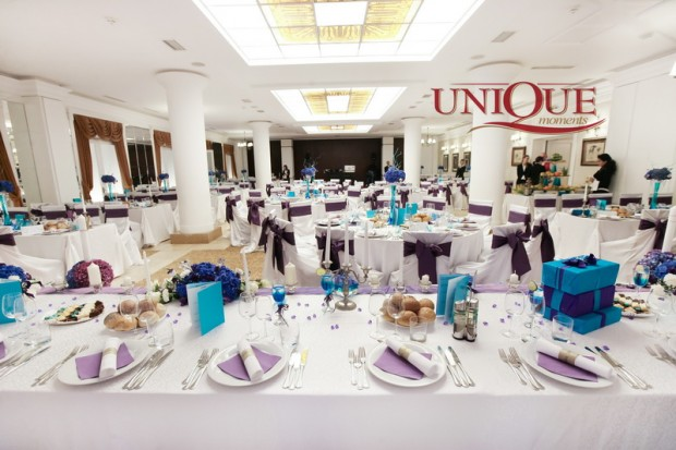 Decoratiuni nunta hotel Bellaria Iasi