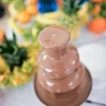 Fantana ciocolata Unique Moments Iasi restaurant Onix