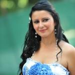 Buchet cununie civila hortensie albastra Unique Moments Iasi