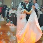 Dansul mirilor Unique Moments masina baloane vulcani