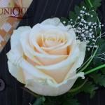 Floare mire-nas trandafiri accesorii Unique Moments