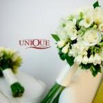 Lumanari nunta frezii trandafiri phalaenopsis buchet mireasa frezii nunta Motel Bucium