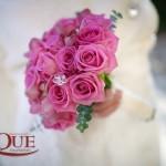 buchet-mireasa-trandafiri-roz-orhidee-roz-cristale-decorative-eucalipt
