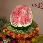 masa-fructe-pepene-sculptat