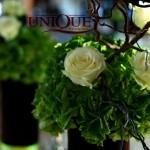 Aranjamente florale-Hortensie-verde-flori-Iasi-nunta-La-Castel