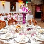 Aranjamente florale nunta La Castel Breaza