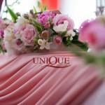 Aranjamente florale nunta Unique Moments