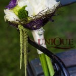 Buchet mireasa orhidee vanda Iasi