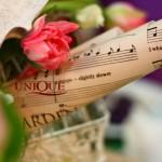 Detalii nunta tematica muzicala
