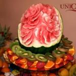Masa fructe Salon Mariuca Husi