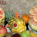 Motel Bucium Iasi ananas sculptat