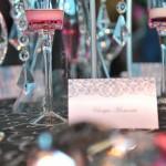Detalii decorative lumanare, marturii cristal, carduri de bani Tendinte 2011 Unique Moments