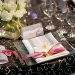 Detalii nunta 2011 meniu invitati marturie invitati card de asezare Unique Moments
