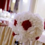 Masa prezidiu lumanare nunta lumanari decorative Casa Vanatorului