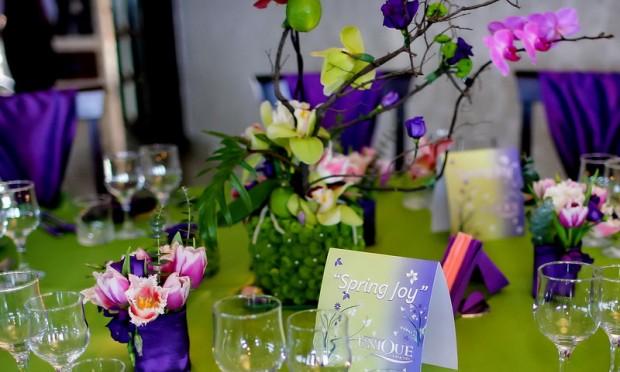 Propunere decor nunta Motel Bucium Repetitie pentru Nunta 2011
