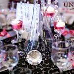 Propunere decoratiuni nunta alb negru Repetitie pentru Nunta Bucium 2011