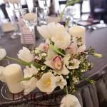 Decor nunta tematica primavara Iasi lalele orhidee