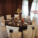 Decor nunta masa invitati