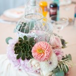 2Succulent and dahlia Wedding Flowers unique Moments