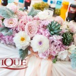 3Succulent Wedding Flowers by Unique Moments