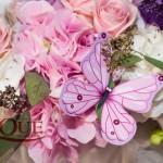 Botez tematic cu flori si fluturi Iasi Unique Moments