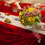 Flori pentru botez tematic
